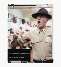 Full Metal Jacket 2 iPad Case/Skin