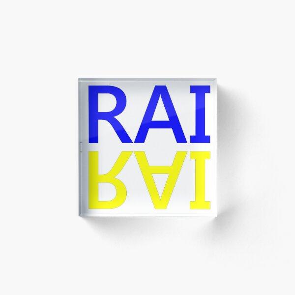 UKRAINE Acrylic Block