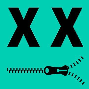 Dead Zipper Emoticon by umarshamir