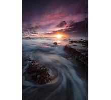 Dramatic Seascape Part II   Photographic Print