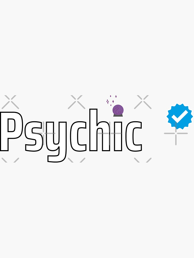 Verified Psychic by a-golden-spiral