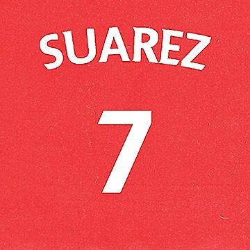 Luis Suarez 7 Liverpool by Mauro6