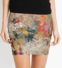 another style shot from paper flower  Mini Skirt