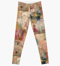 another style shot from paper flower  Leggings