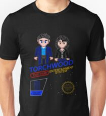 NINTENDO: NES Torchwood  T-Shirt