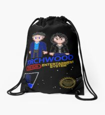 NINTENDO: NES Torchwood  Drawstring Bag