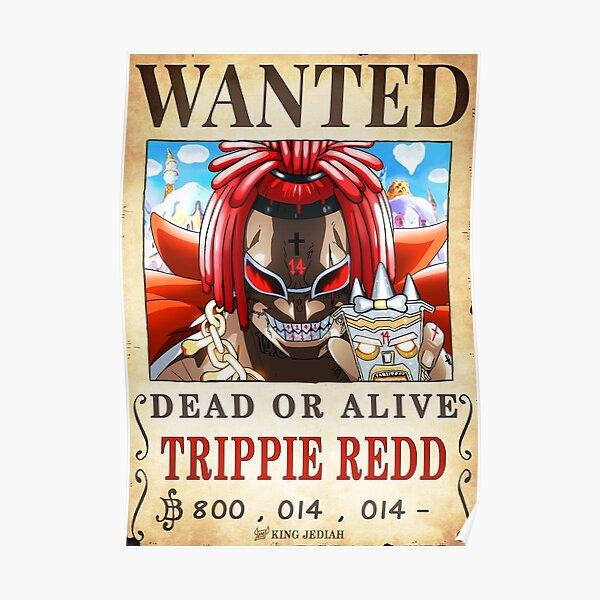 Trippie Redd Wanted Poster