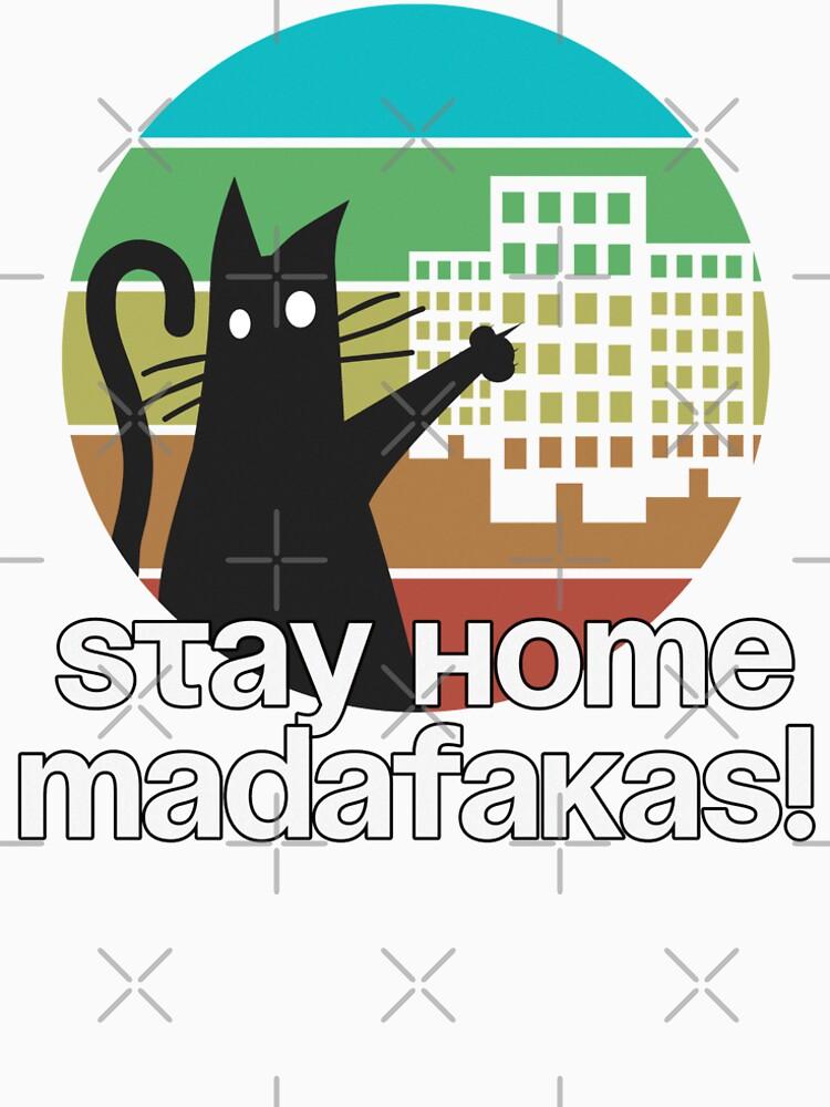 stay home madafakas von brainbubbles