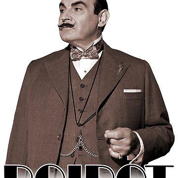 Monsieur Hercule Poirot by ianscott76