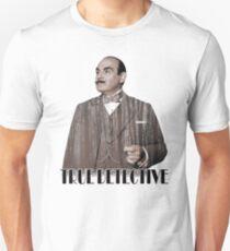 Poirot - True Detective T-Shirt