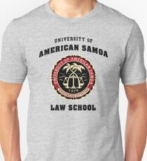 University of American Samoa Law School  T-Shirt
