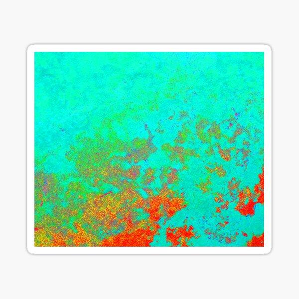 Cosmic Microwave Background Radiation (CMBR) Sticker