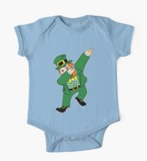 Dabbin' Leprechaun One Piece - Short Sleeve
