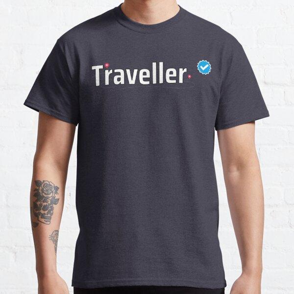 Verified Traveller Classic T-Shirt