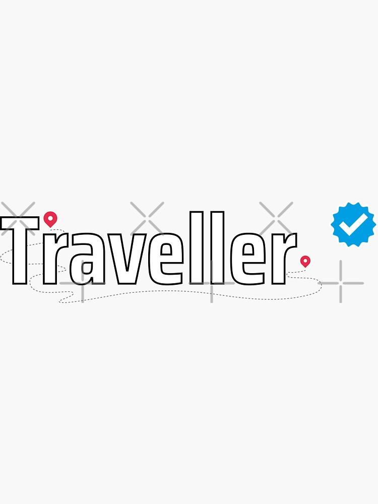 Verified Traveller by a-golden-spiral