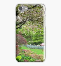 Butchart Gardens iPhone Case/Skin