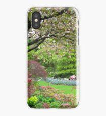 Butchart Gardens iPhone Case/Skin