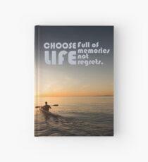 Choose Life Journal Hardcover Journal