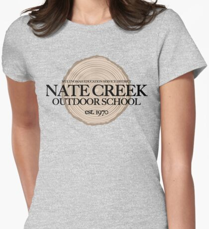 Nate Creek Outdoor School (fcb) T-Shirt
