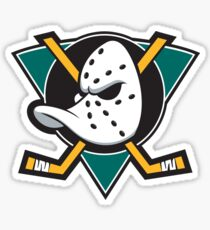 mighty duck Sticker