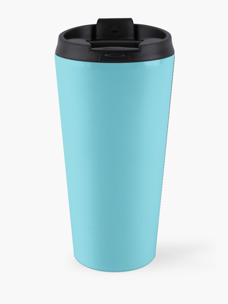 Alternate view of Because I'm The Cleaner That's Why Funny House Cleaning Design Travel Mug