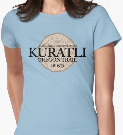 Kuratli Oregon Trail (fcb) T-Shirt