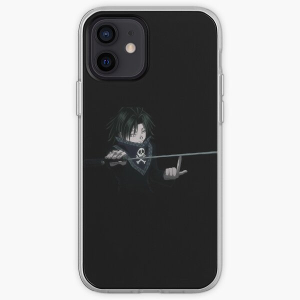 Épée Feitan Coque souple iPhone