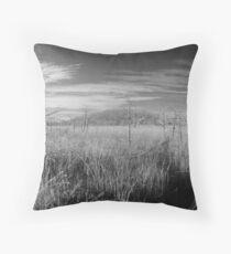 Everglades IR Throw Pillow