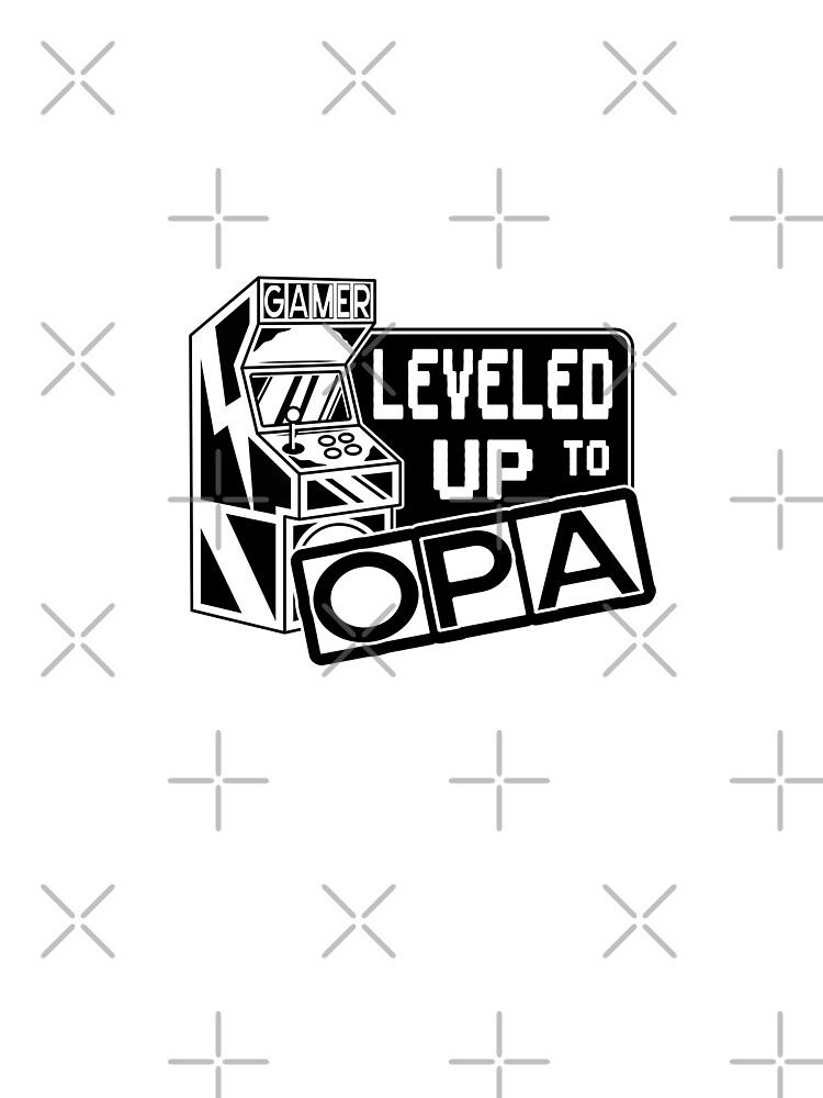 Leveled up to Opa von brainbubbles
