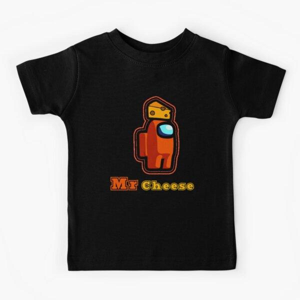 señor queso Camiseta para niños