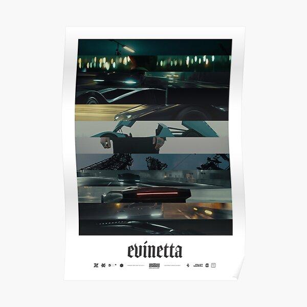 Evinetta 001.001 Poster