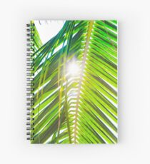 Palm Trees Spiral Notebook