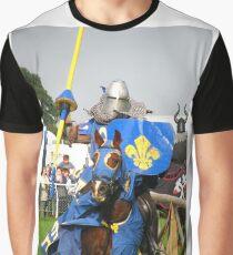 Jousting Tournament Graphic T-Shirt