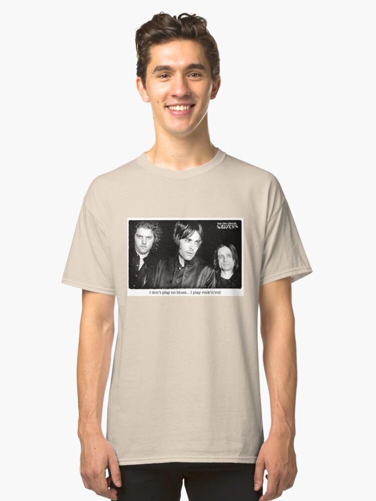 Jon Spencer Blues Explosion Classic T-Shirt Front