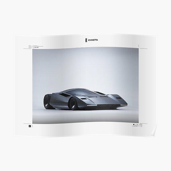 Evinetta 001.008 Poster