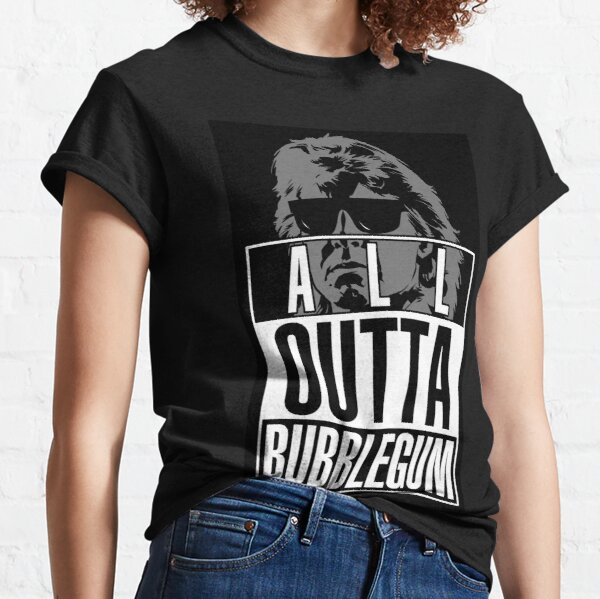 STRAIGHT (ALL) OUTTA BUBBLEGUM Classic T-Shirt