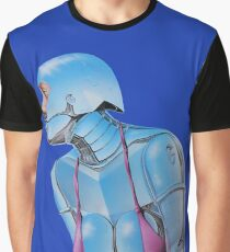 Android girl 1990 Graphic T-Shirt