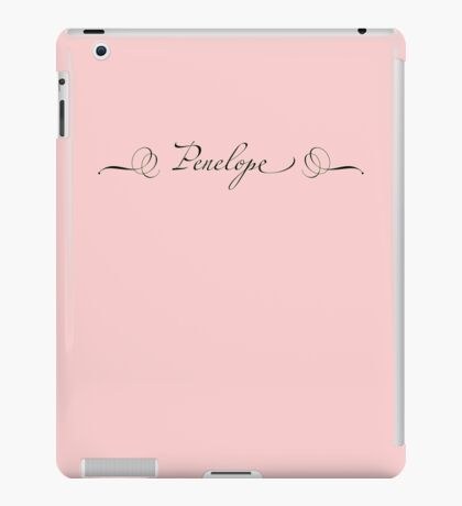 Penelope iPad Case/Skin