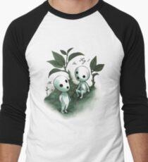 Natural History - Forest Spirit studies Men's Baseball ¾ T-Shirt