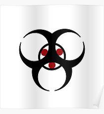 Trikru symbol Poster