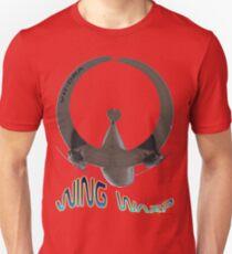 Douglas Dakota VH-DNA WingWarp T-shirt Design T-Shirt