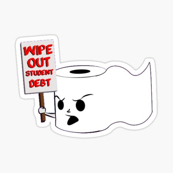 Cancel Student Debt   Cancel Student Loan Sticker