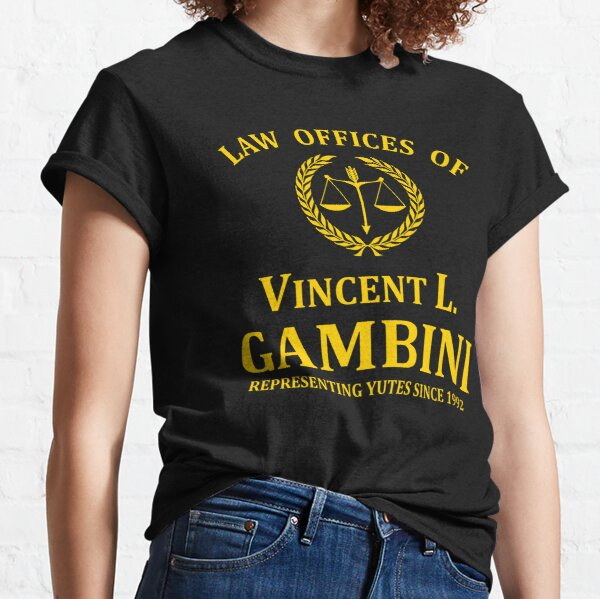 Law Offices Of Vincent L. Gambini Classic T-Shirt