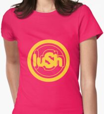Lush Women's Fitted T-Shirt