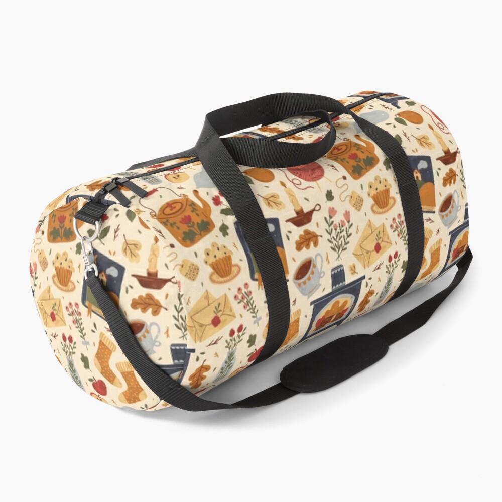Stay Cozy Duffle Bag