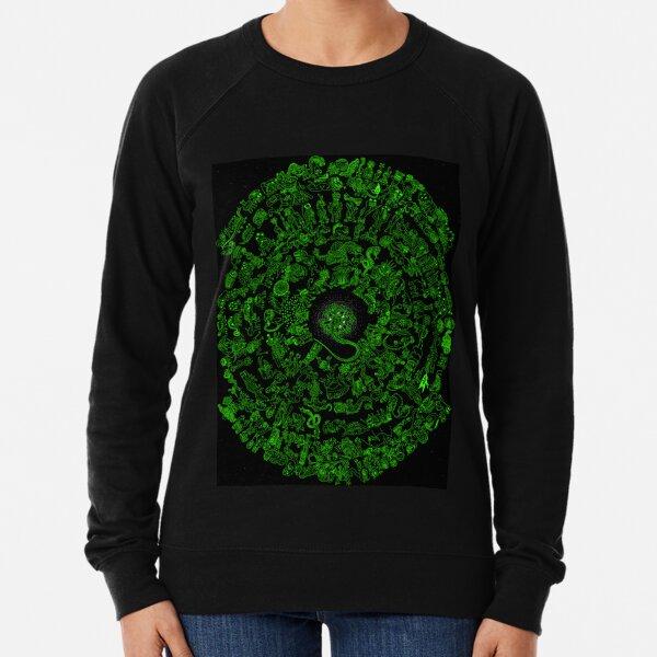 The Cosmic Court Lightweight Sweatshirt