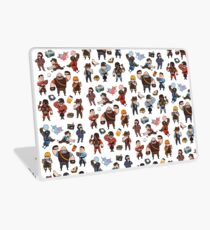Team Fortress 2 / RED,BLU All Class(pattern) Laptop Skin