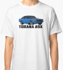 Holden Torana - A9X Hatchback - Blue Classic T-Shirt