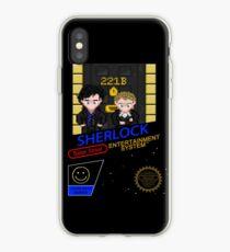 NINTENDO: NES SHERLOCK iPhone Case