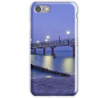 Seebrücke Zingst iPhone Case/Skin